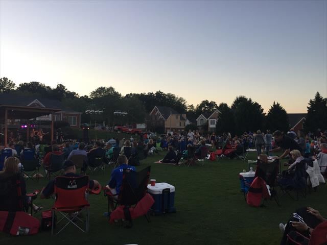 2015 Concert on the Green - Rumours